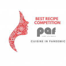 Best Recipe in Pandemic Competition