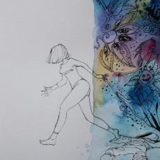 Exhibition of Adriana Laube