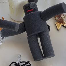 Arts & Craft Space & Robots Workshop with Marta Golubowska